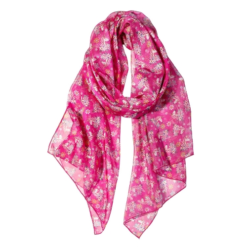Unicorn Women Scarves Lightweight Shawl Head Wraps
