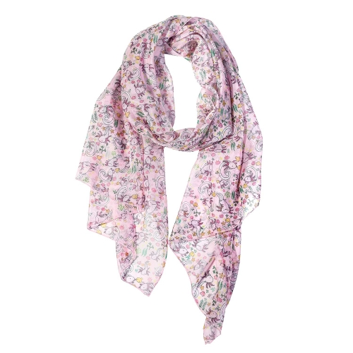 Axolotl Women Scarves Lightweight Shawl Head Wraps
