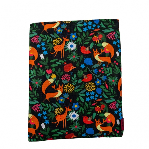 Fox Book Sleeve Book Cover Book Sleeves Teen Gift
