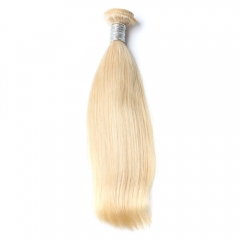 Spicyhair 100% Fashional #613 blonde Straight Bundles