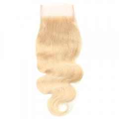 Spicyhair 100% Tangle Free #613 Bodywave Closure