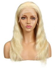 Spicyhair Top Quality #613 Blonde bodywave lace front wig