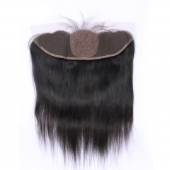 Spicyhair 100% DHL Free Shipping  Top Quality Sraight Lace Frontal 13x4 with 4x4 Silk Base