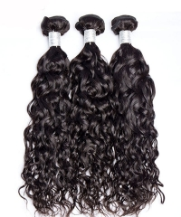 Spicyhair 10A 100% Virgin Good Looking Human Hair Water Wave 3 Bundles