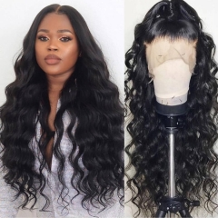 Spicyhair 200% density Top Quality Wig selling directly from factory  Tangle Free Wavy  full lace wig