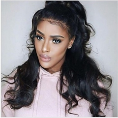 Spicyhair  top quality wig sale for black women  body wave full lace wig