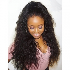 Spicyhair 200% density Great Quality Real Human Wig With Cheap price Tangle Free Super Curly full lace wig selling directly from factory