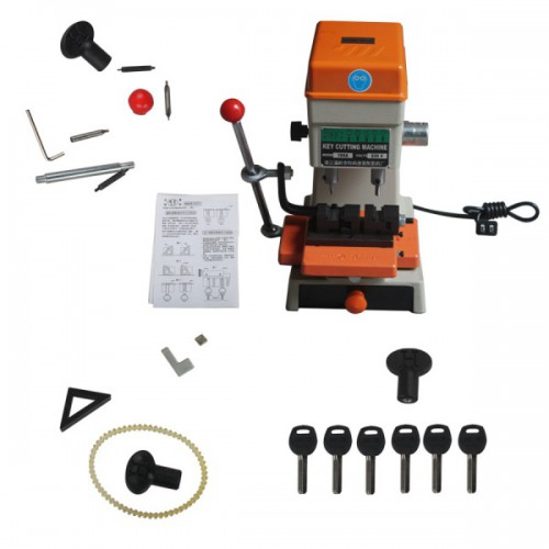 Best Offer 368A Key Cutting Duplicated Machine Locksmith Tools Key Machine 200W 110V