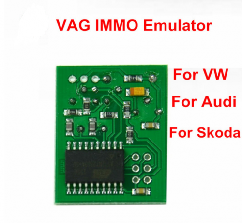 New Car Styling VAG Immo Emulator for VW for Audi Top Quality Diagnostic Tools Ecu Immobilizer Emulator for SEAT for SKODA