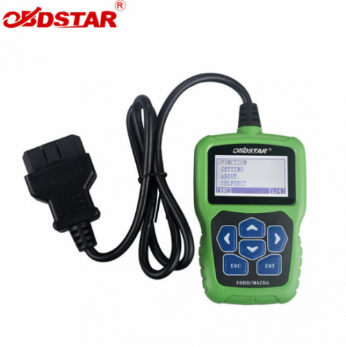 OBDSTAR F-100 For Ford/Mazda Auto Key Programmer No Need Pin Code Support Latest Models F100 Odometer Correction Device