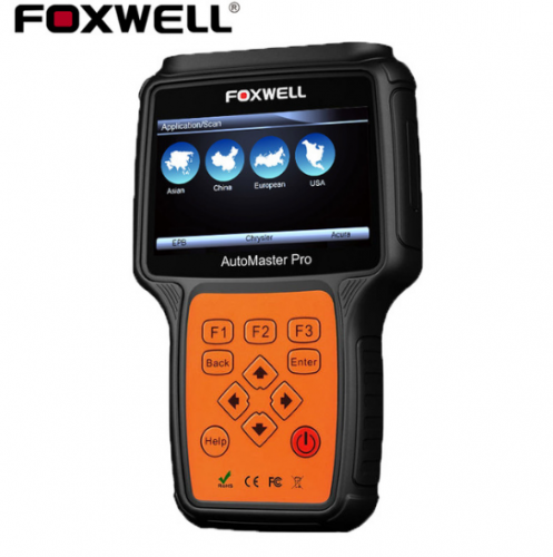 Foxwell NT624 Pro All System OBD2 Auto Diagnostic Tool ABS SRS Airbag SAS EPB Oil Service Reset OBD 2 ODB2 Automotive Scanner