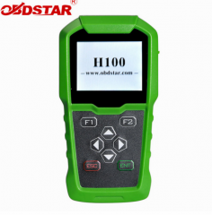 OBDSTAR H100 For Ford/Mazda Auto Key Programmer Supports 2017/2018 Models like F250/F350