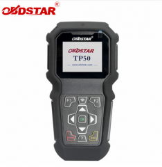 OBDSTAR TP50 TPMS Service Tool with Activator Reset and OBDII Diagnose Function TP50 Intelligent Detection On Tire Pressure