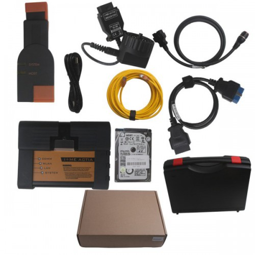 2018.7V Super Version ICOM A2+B+C For BMW Diagnostic & Programming Tool With ISTA-D 4.11.30 ISTA-P 3.64.2
