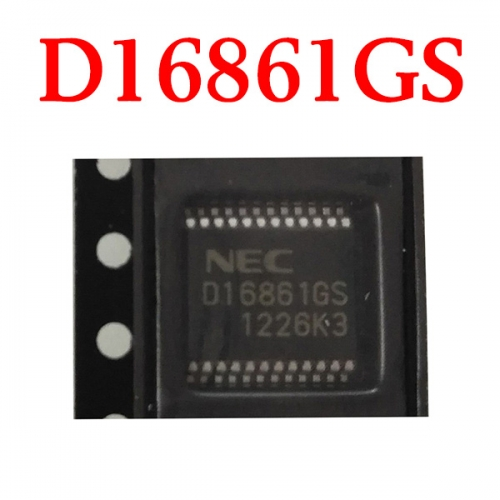 D16861GS SSOP24 Automotive Computer IC Chip - 5 pieces