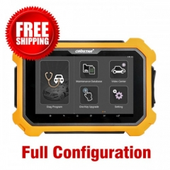 OBDSTAR X300DP Plus X300 PAD2 C Package Full Version 8inch Tablet Support ECU Programming and Toyota Smart Key