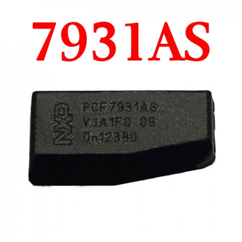 Genuine NXP PCF7931AS ID33 Chip - PCF7931 7931 Ceramic Chip ID73