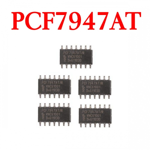 PCF7947AT Transponder IC Chip - 10 pcs