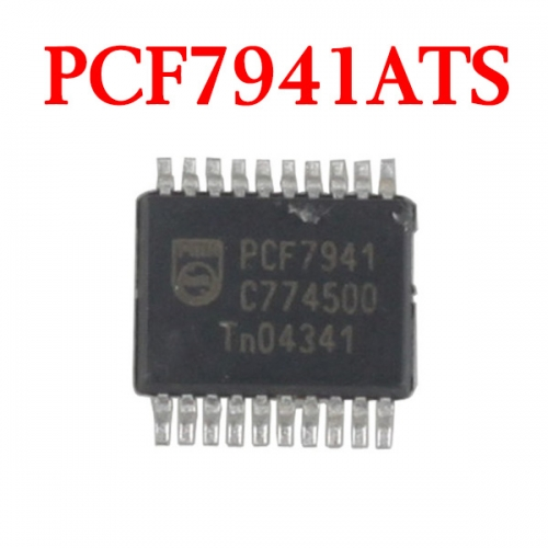 Original PCF7941ATS Blank Chip - 10 pcs