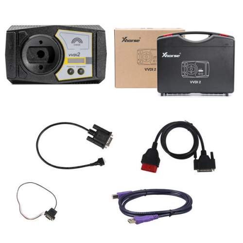 Xhorse VVDI2 VAG Version ( Basic +VW+ 5th IMMO+Porsche)