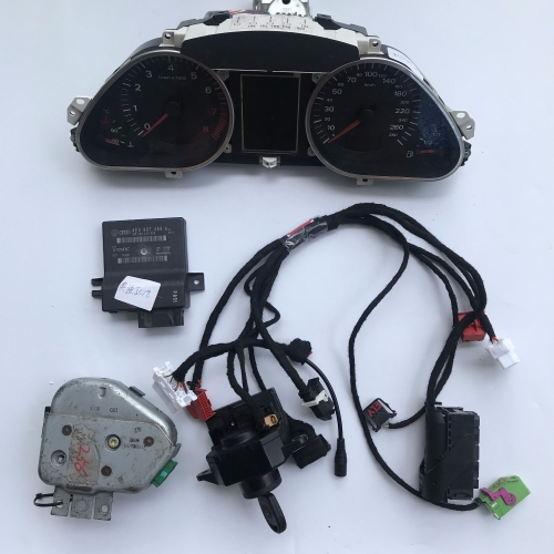 Audi J518 Test Platform full set with Odometer