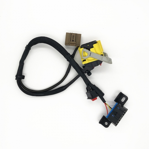 Test platform cables for GM Chevrolet Malibu
