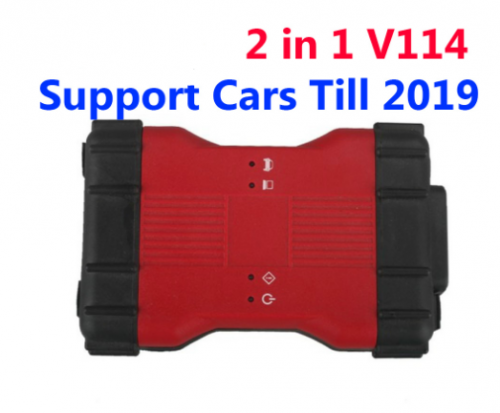 Newest diagnostic tool Scanner IDS V114 VCM2 VCM II 2 in 1 Diagnostic Tool