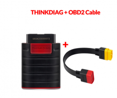 Thinkdiag+OBD cable