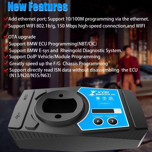 (In stock)Xhorse VVDI BIM Tool BIMTool Pro Updated Version of VVDI BMW