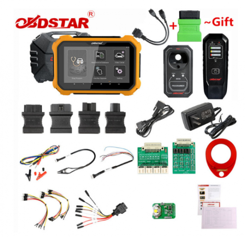Promotion OBDSTAR X300DP PLUS X300 DP Plus Auto Key Programmer Pin Code Odometer Correction for Toyota Smart Key With P001 Programmer