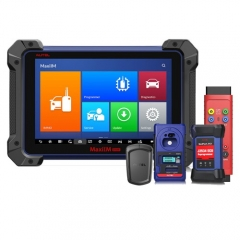 Original Autel MaxiIM IM608 Key Programmer Full Version with Autel APB112 Smart Key Simulator and G-BOX2 Adapter
