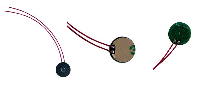 1Pcs single bond membrane switch thin film button switchBDAU