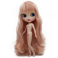 Blythe Doll BJD, Factory Neo Blythe Doll Nude Customized Dolls Can Changed Makeup and Dress DIY, 1/6 Ball Jointed Dolls Gift Ideas ONO5