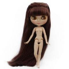 Blythe Doll BJD, Factory Neo Blythe Doll Nude Customized Dolls Can Changed Makeup Dress DIY, 1/6 Ball Jointed Dolls Gift Ideas NO19