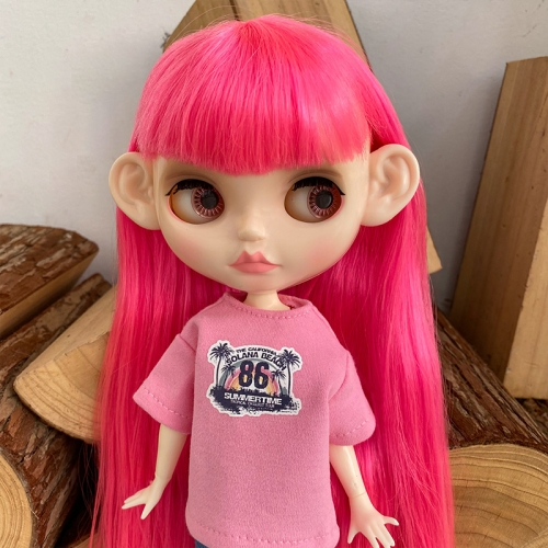 Blythe Doll BJD, Factory Neo Blythe Doll Nude Customized Dolls Can Changed Makeup Dress DIY, 1/6 Ball Jointed Dolls Gift Ideas