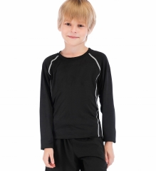 Boys Superhero Long Sleeve Boys Party Classic Role Playing Leisure Long Sleeve T-Shirt
