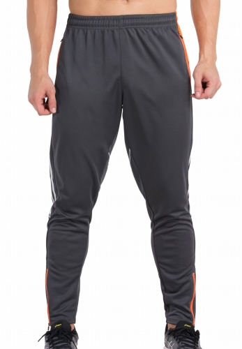Men's 3- Stripe Jogger Pants Casual Sports Loose Long Pants