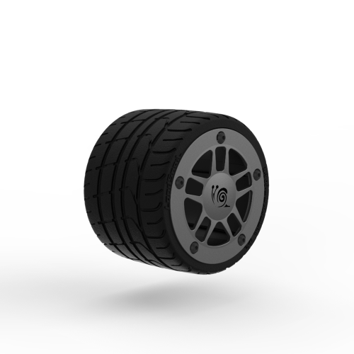 Rear Wheels (A pair left and right) for Land snail 930