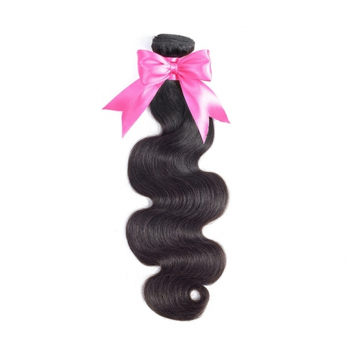 1 Bundle Body Wave Virgin Hair Top Quality Factory Price Healthy No Chemical Hair Weft