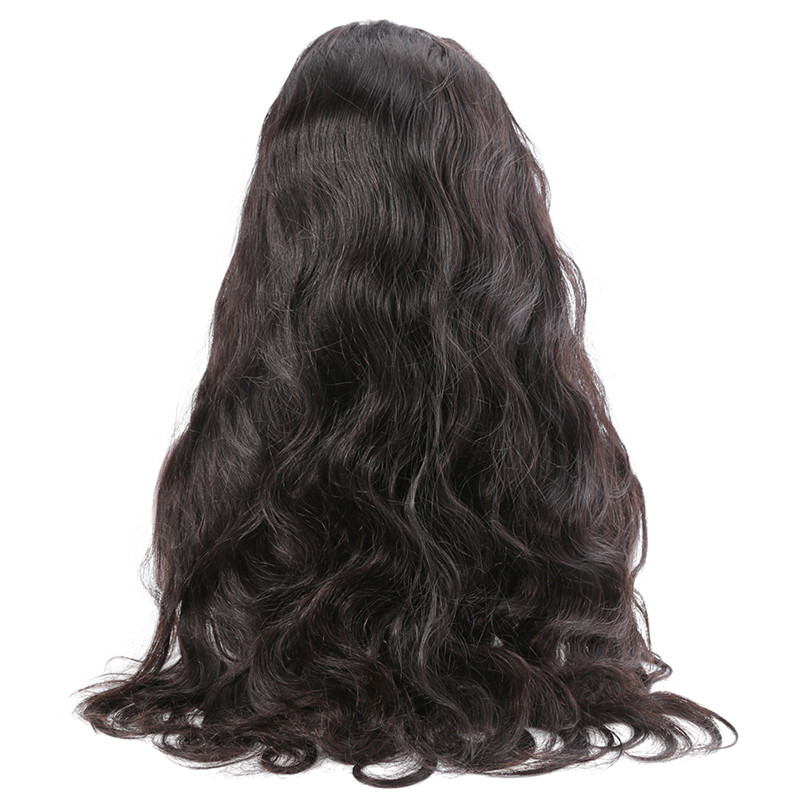 MerryHair 300% Density Lace Front Wig