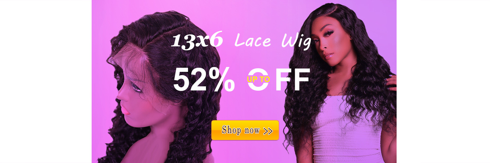 13x6 Lace Front Wig 52% Off Discount MerryHAIR