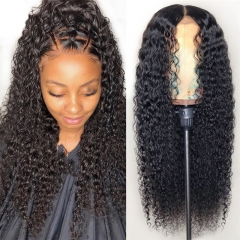 HD Transparent Lace Wig Glueless New Curly Hair Texture 360 Lace Wigs 13x4 13x6 Inch Lace Wig 150 180 300 Desnity
