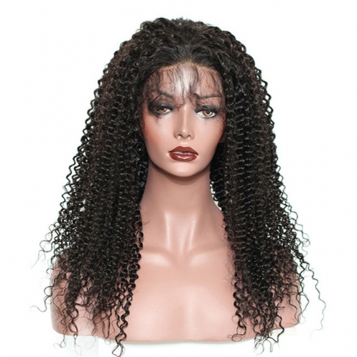 10-30 Inches Lace Front Wig Brazilian Remy Hair Lace Closure Wig