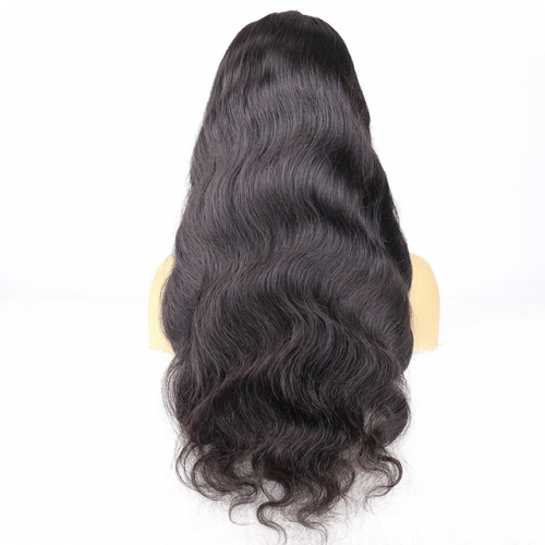 10-28Inch Lace Part Human Hair Wigs Brazilian Body Wave T Part Lace Wig Remy Hair For Women 4x4 Lace Closure Wig