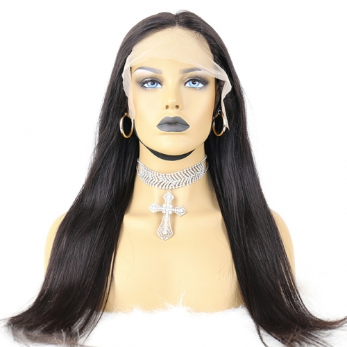 Remy Bone Straight Hair 13x5x1 T Part Lace Front Wig Human Hair Wigs For Black Women