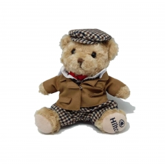Gentleman Teddy Bear Soft Toy