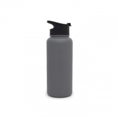 Insulated Stainless Steel Water Bottle Sports Wate...