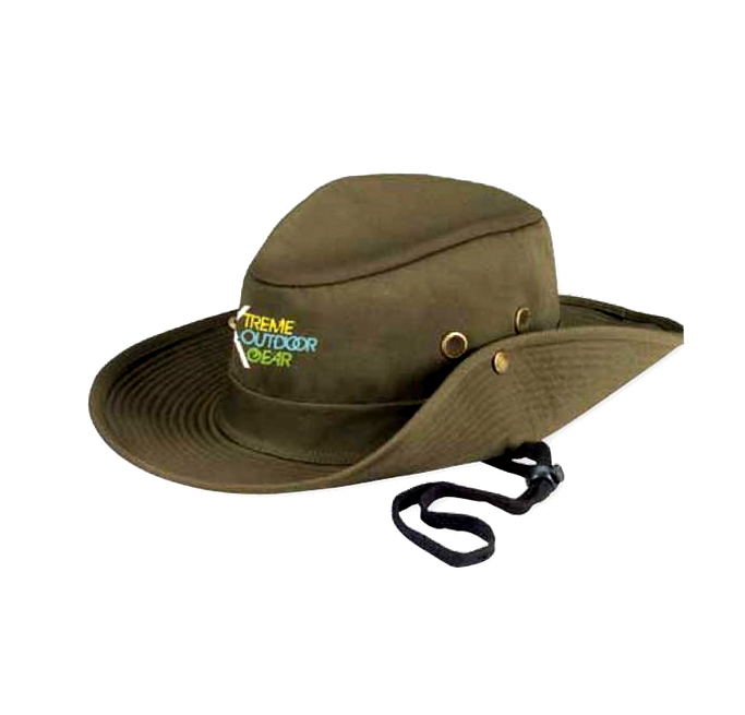 tilley paddlers hat