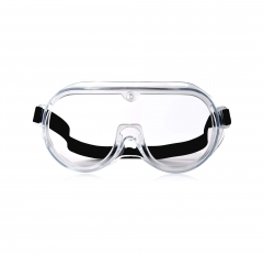 Anti-Spray Airless Valve Closed Medical Goggles