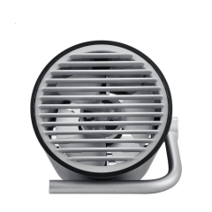 Portable Plastic Table Rechargeable Small Fan for Personal Use